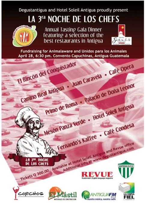 Antigua Guatemala Food Guide
