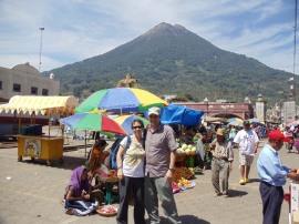 agua mountain guatemala