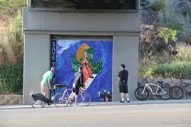 surfing Madonna