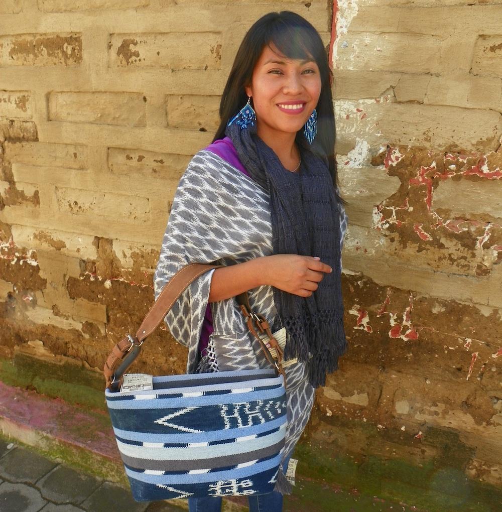 Ethical Fashion Guatemala Empowers Female Weaver in Guatemala